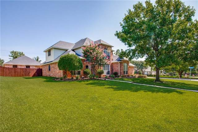 1704 Gatehouse Court, Colleyville, TX 76034 (MLS #14094831) :: Kimberly Davis & Associates