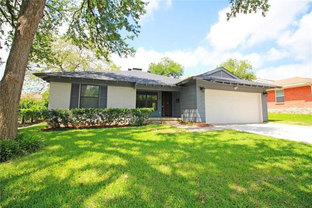 875 Peavy Road, Dallas, TX 75218 (MLS #14094840) :: Robbins Real Estate Group