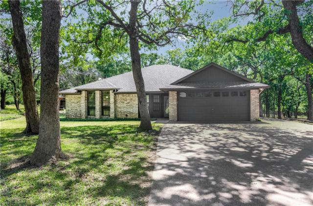115 Camelot Drive, Weatherford, TX 76086 (MLS #14094858) :: The Tierny Jordan Network