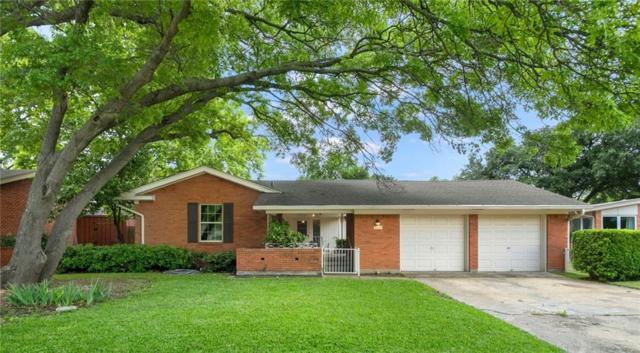 707 Ridgedale Drive, Richardson, TX 75080 (MLS #14094870) :: The Good Home Team