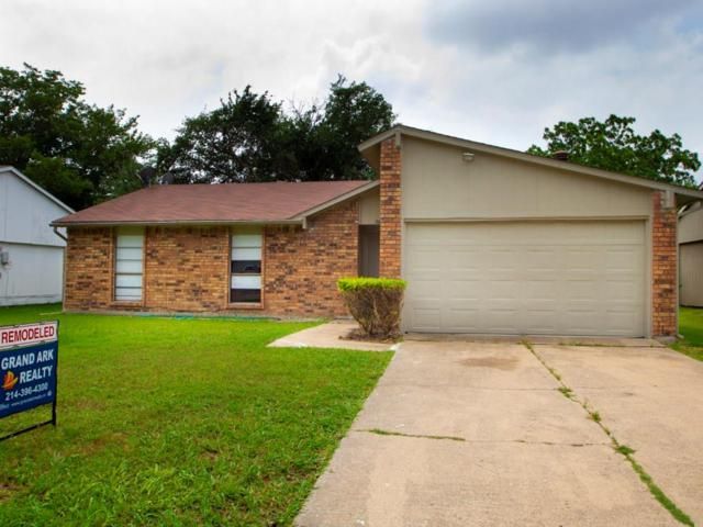 5601 Briarcrest Drive, Garland, TX 75043 (MLS #14094914) :: Real Estate By Design