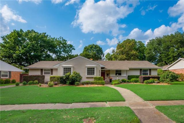 3515 Warick Drive, Dallas, TX 75229 (MLS #14094949) :: Magnolia Realty