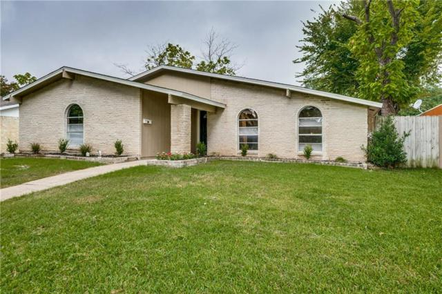 421 Thistle Drive, Garland, TX 75043 (MLS #14094964) :: The Good Home Team