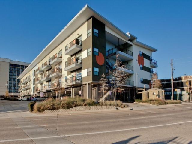 1111 S Akard Street #209, Dallas, TX 75215 (MLS #14094990) :: Team Hodnett