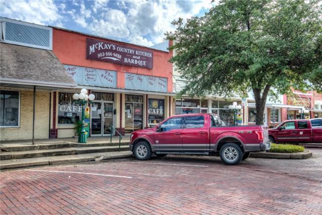 1113 Main Street, Commerce, TX 75428 (MLS #14095009) :: The Tierny Jordan Network