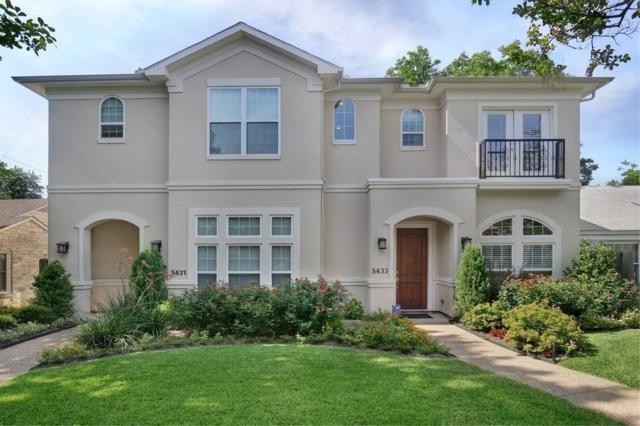 5433 Longview Street, Dallas, TX 75206 (MLS #14095024) :: HergGroup Dallas-Fort Worth
