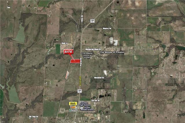 TBD State Hwy 289, Gunter, TX 75058 (MLS #14095034) :: Real Estate By Design