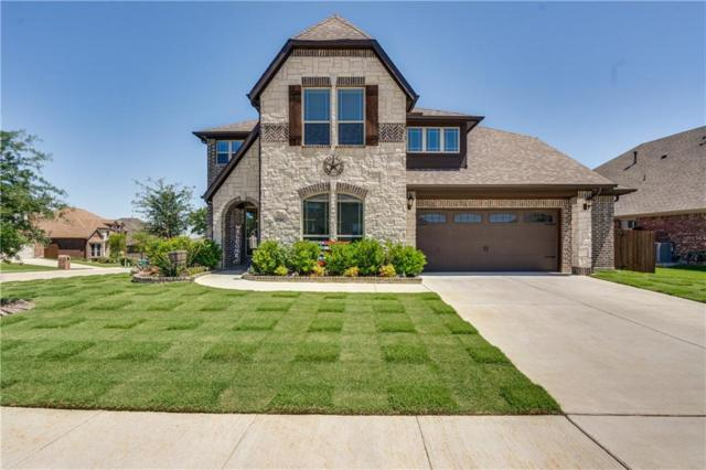5701 New Ballinger Drive, Denton, TX 76226 (MLS #14095046) :: Real Estate By Design