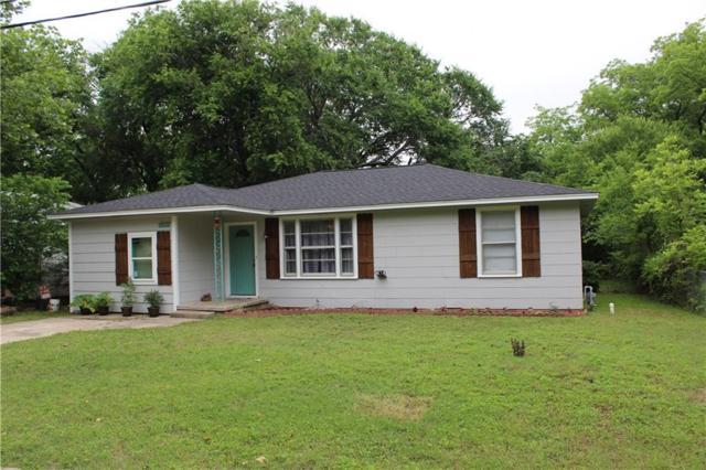 1812 Throckmorton Street, Gainesville, TX 76240 (MLS #14095059) :: The Tierny Jordan Network