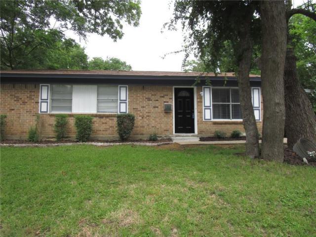 1005 Curtis Drive, Garland, TX 75040 (MLS #14095069) :: The Good Home Team