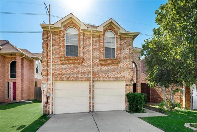 2098 Montclair Lane, Lewisville, TX 75067 (MLS #14095081) :: McKissack Realty Group