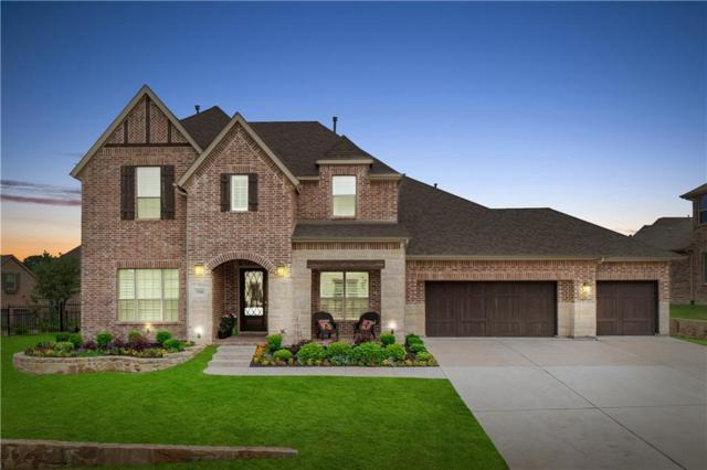 3500 Beechwood Drive, Prosper, TX 75078 (MLS #14095110) :: The Star Team | JP & Associates Realtors