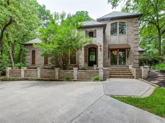 1351 Woodbrook Lane, Southlake, TX 76092 (MLS #14095121) :: Hargrove Realty Group
