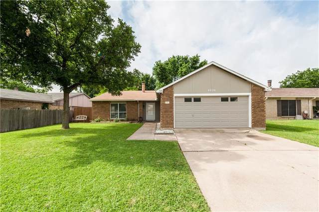 4020 Shagbark Street, Fort Worth, TX 76137 (MLS #14095154) :: Real Estate By Design