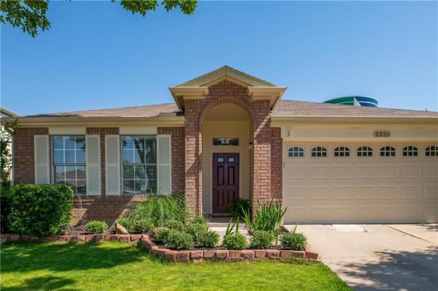 2321 Breanna Way, Little Elm, TX 75068 (MLS #14095203) :: The Good Home Team