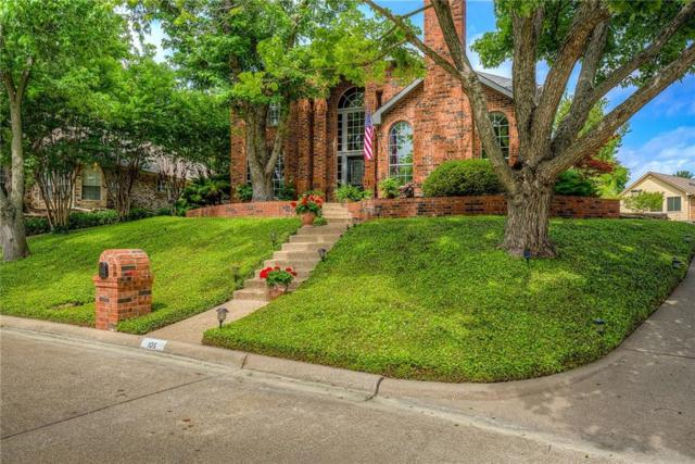 105 Sceptre Drive, Rockwall, TX 75032 (MLS #14095223) :: Hargrove Realty Group