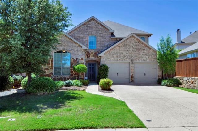 8905 Silent Brook Lane, Fort Worth, TX 76244 (MLS #14095238) :: All Cities Realty