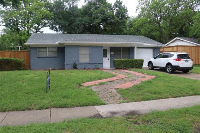534 La Salle Drive, Richardson, TX 75081 (MLS #14095242) :: Hargrove Realty Group