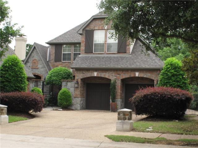 515 Villa Crossing, Southlake, TX 76092 (MLS #14095256) :: The Mitchell Group