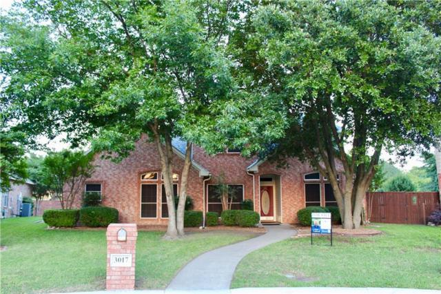 3017 Manor Court S, Denton, TX 76210 (MLS #14095268) :: The Real Estate Station