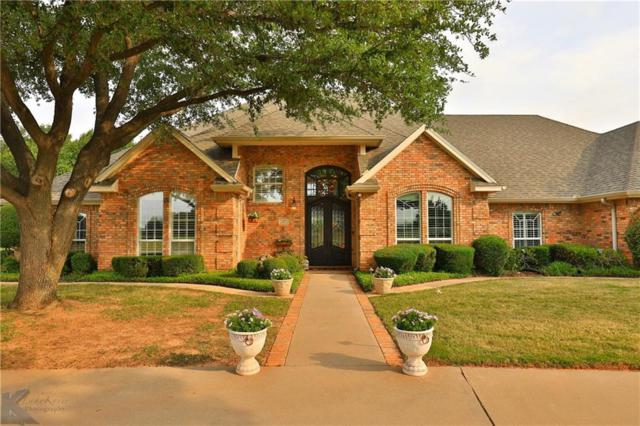 7450 Mandevilla Drive, Abilene, TX 79606 (MLS #14095271) :: The Paula Jones Team | RE/MAX of Abilene
