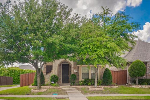 4345 Kestrel Way, Carrollton, TX 75010 (MLS #14095274) :: The Hornburg Real Estate Group