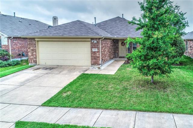 1416 Toucan Drive, Little Elm, TX 75068 (MLS #14095294) :: The Real Estate Station