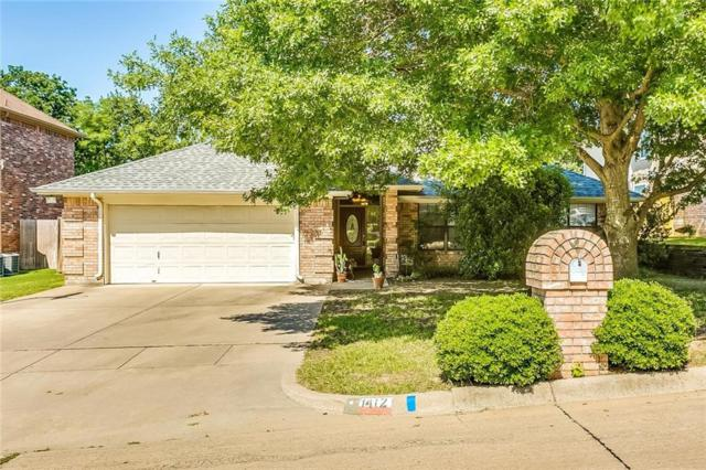 1412 Holley Creek Lane, Mansfield, TX 76063 (MLS #14095295) :: The Mitchell Group