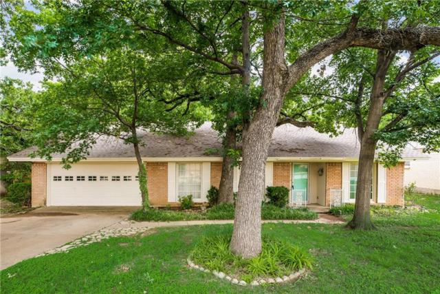 300 Plainview Drive, Hurst, TX 76054 (MLS #14095304) :: The Chad Smith Team
