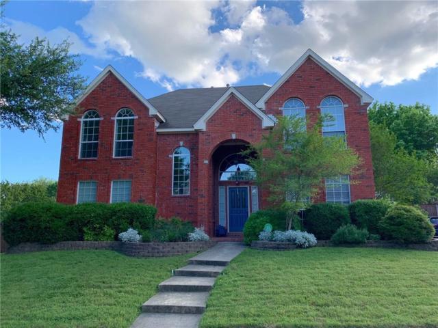 2701 Stonepointe, Mckinney, TX 75072 (MLS #14095319) :: The Good Home Team