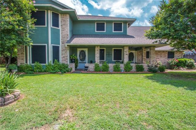 3602 W Shady Shores Road, Corinth, TX 76208 (MLS #14095329) :: Team Tiller