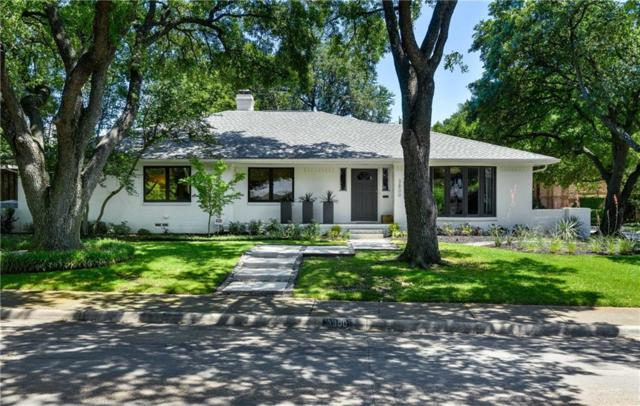 3800 N Versailles Avenue, Dallas, TX 75209 (MLS #14095353) :: The Good Home Team