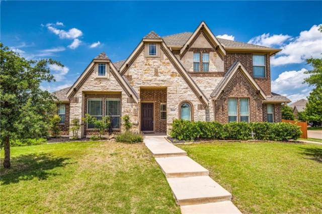 1521 Cedar Ridge Drive, Prosper, TX 75078 (MLS #14095372) :: RE/MAX Town & Country