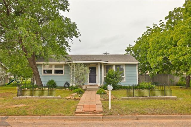 2109 Collins Avenue, Abilene, TX 79603 (MLS #14095378) :: McKissack Realty Group