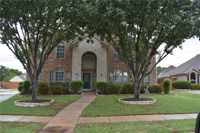 332 Longview Drive, Keller, TX 76248 (MLS #14095385) :: The Tierny Jordan Network