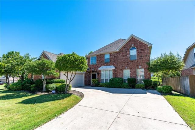 8501 Spectrum Drive, Mckinney, TX 75072 (MLS #14095417) :: The Real Estate Station