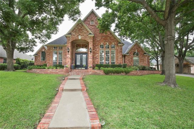 5306 Walnut Lane, Colleyville, TX 76034 (MLS #14095458) :: The Tierny Jordan Network