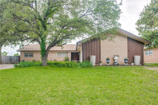 1106 Mildred Lane, Benbrook, TX 76126 (MLS #14095469) :: Potts Realty Group