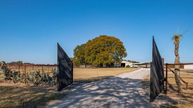 1110 Doss Road, Millsap, TX 76066 (MLS #14095471) :: The Mitchell Group