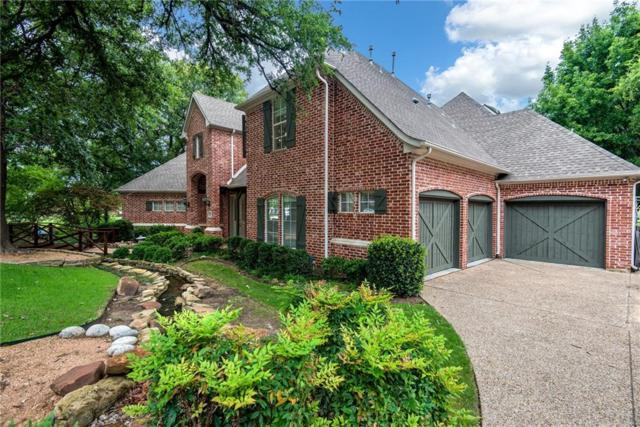 6645 Castle Pines Drive, Plano, TX 75093 (MLS #14095486) :: The Heyl Group at Keller Williams