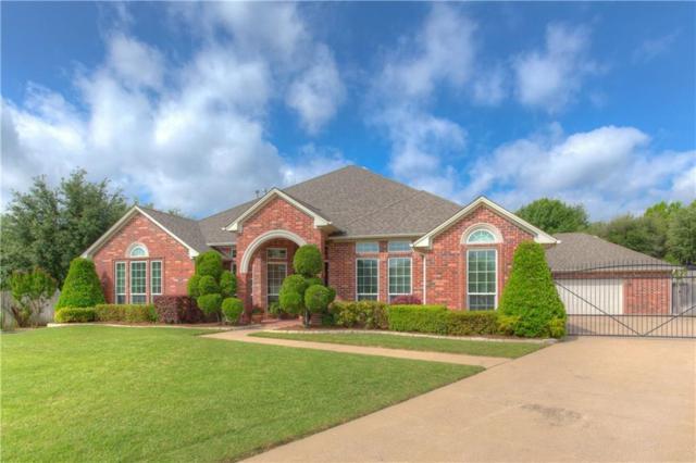 6352 Warwick Hills Drive, Fort Worth, TX 76132 (MLS #14095499) :: The Mitchell Group