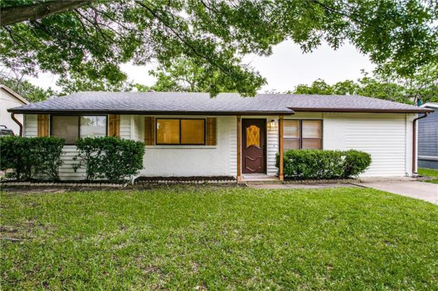 1004 Glynn Oaks Drive, Arlington, TX 76010 (MLS #14095520) :: The Heyl Group at Keller Williams