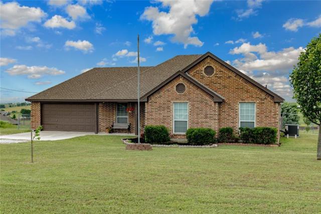 129 Ridge Top Drive, Decatur, TX 76234 (MLS #14095537) :: All Cities Realty