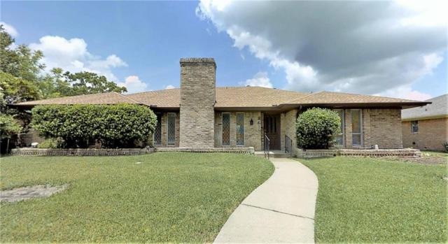 2413 Regal Road, Plano, TX 75075 (MLS #14095547) :: The Real Estate Station