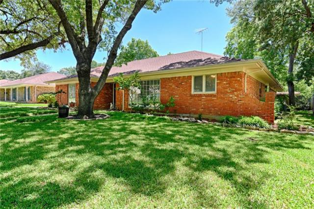 4908 Marble Falls Road, Fort Worth, TX 76103 (MLS #14095558) :: The Hornburg Real Estate Group