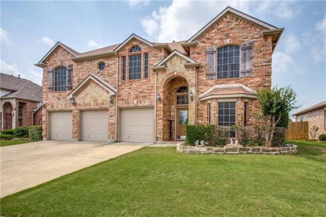528 Bailer Drive, Crowley, TX 76036 (MLS #14095559) :: Potts Realty Group
