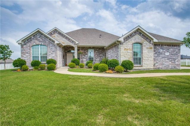 158 Portales Drive, Aledo, TX 76008 (MLS #14095573) :: Real Estate By Design