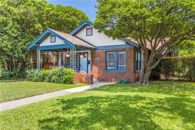 5745 Marquita Avenue, Dallas, TX 75206 (MLS #14095575) :: Robbins Real Estate Group
