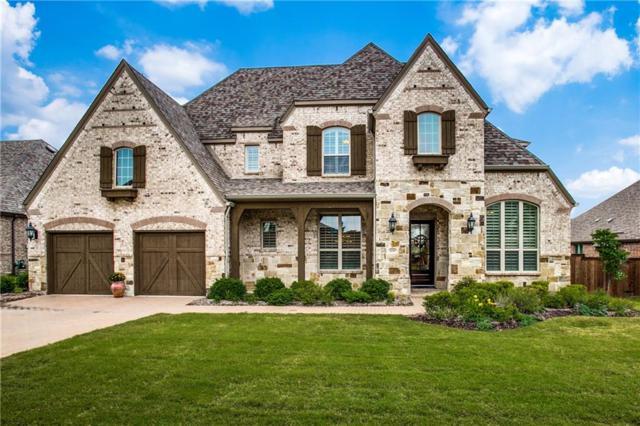 4006 Hidalgo Way, Celina, TX 75009 (MLS #14095576) :: Real Estate By Design