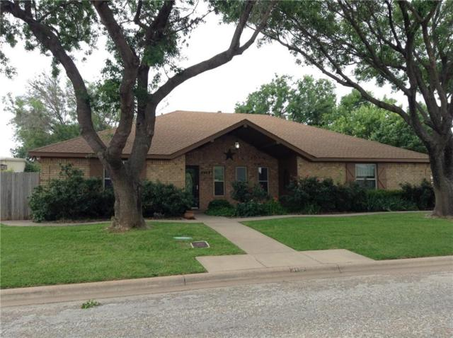 4449 Cole Drive, Abilene, TX 79606 (MLS #14095608) :: Ann Carr Real Estate